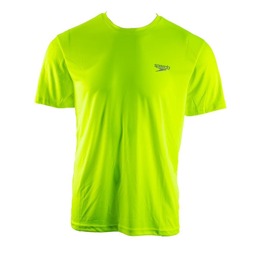 Camiseta Básica Masculina Interlock UV 50 Limonada