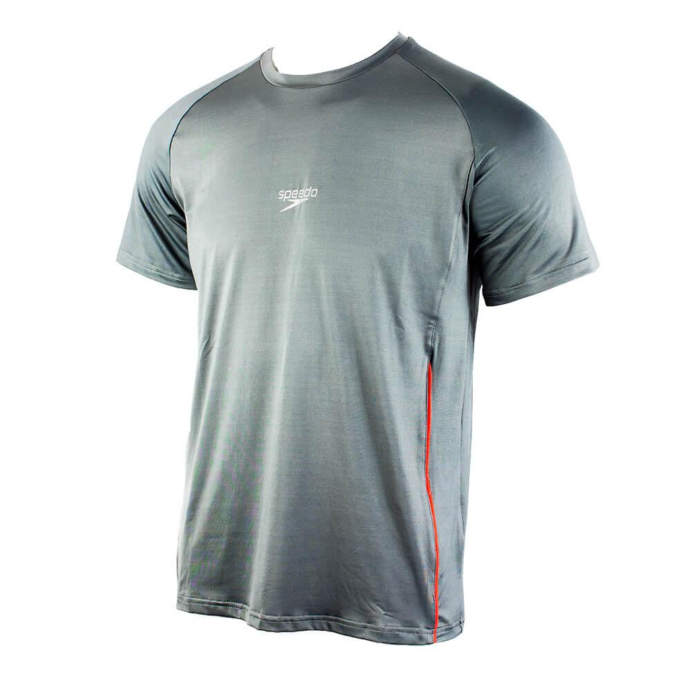 Camiseta Masculina  Inverse Chumbo