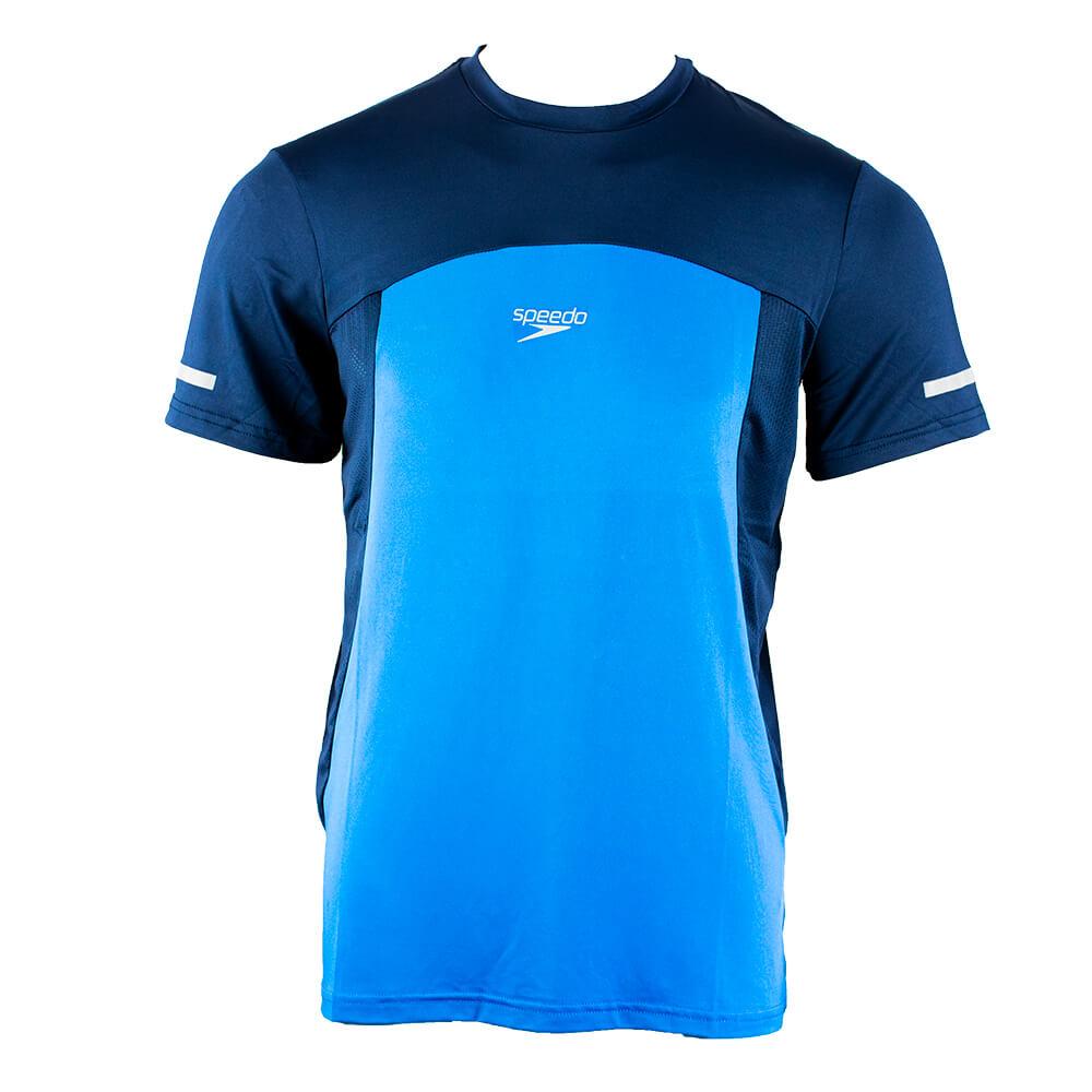 Camiseta Speedo Illusion Marinho