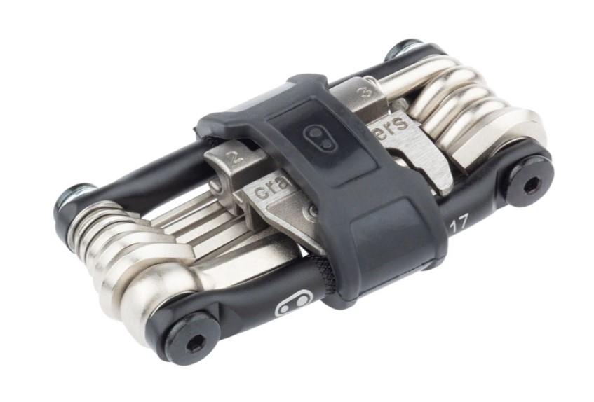 Canivete De Ferramentas Bike Crank Brothers Multi M17 Prata