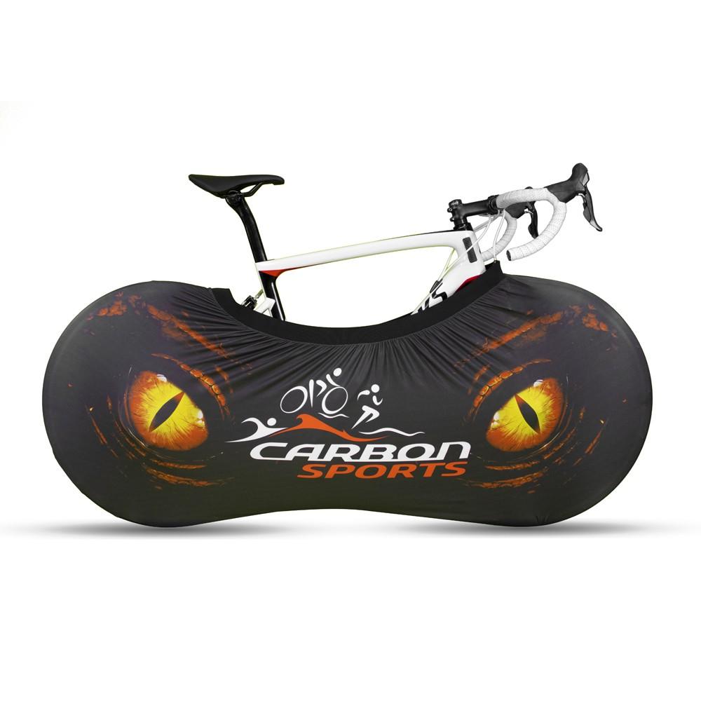 Capa de Proteção Para Bicicleta Carbon Sports Olhos Dragão
