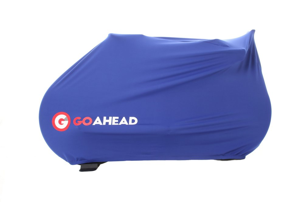 Capa De Proteção Para Bicicleta Go Ahead Indoor Azul