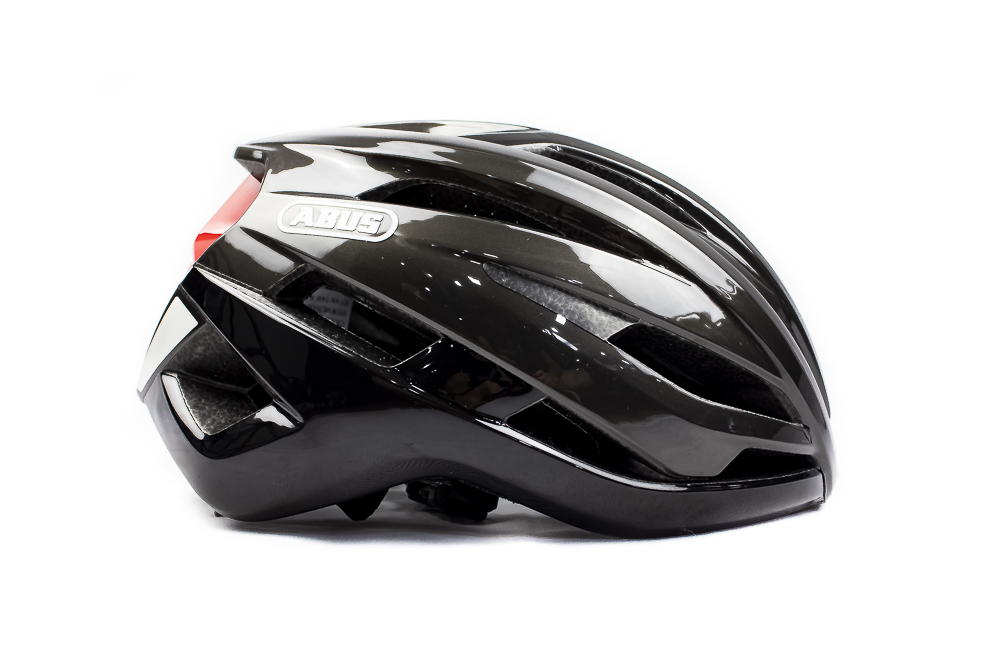 Capacete Ciclismo Abus Stormchaser Titânio