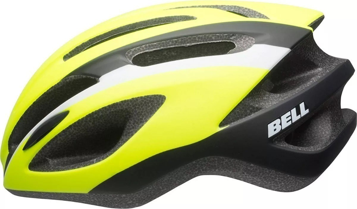 Capacete Ciclismo Bell Crest-R Amarelo