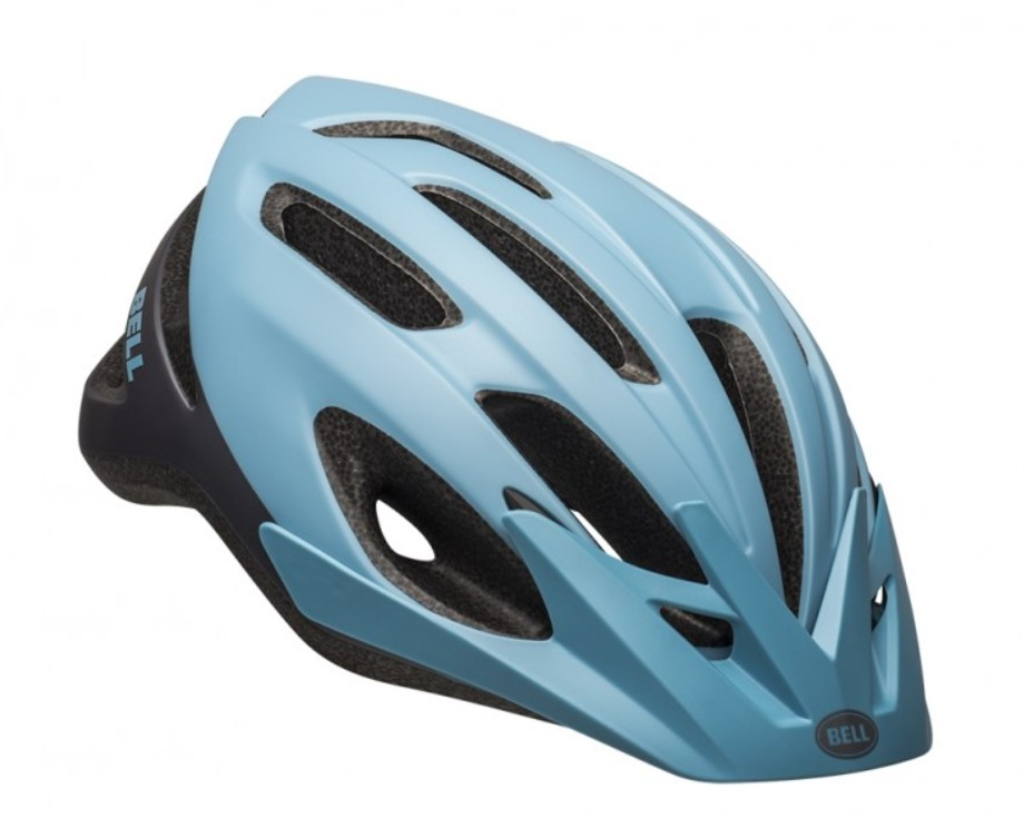 Capacete Ciclismo Bell Crest-R Azul