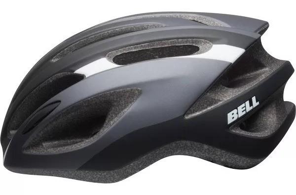 Capacete Ciclismo Bell Crest-R Preto E Titânio