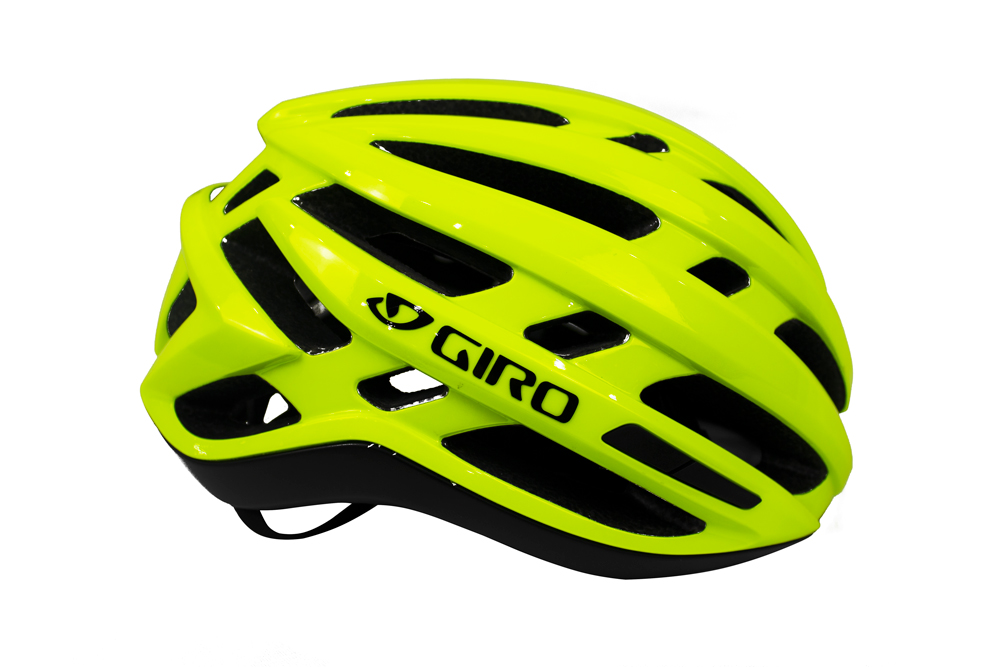 Capacete Ciclismo Giro Agilis Mips Amarelo