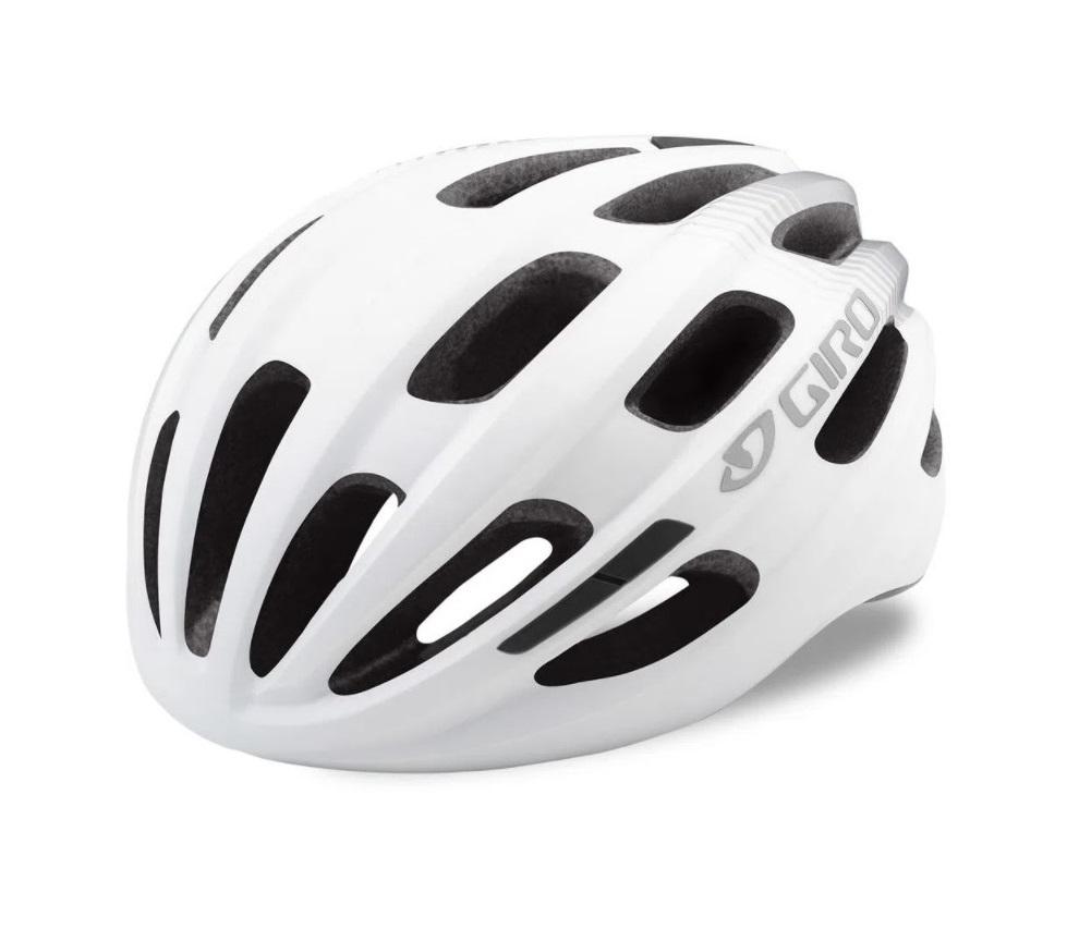 Capacete Ciclismo Giro Isode Branco