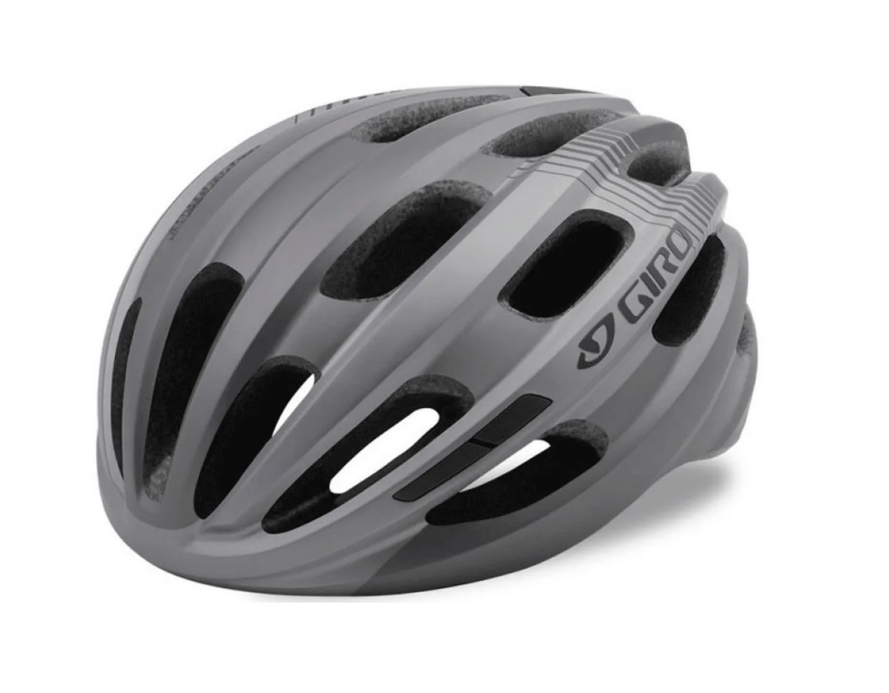 Capacete Ciclismo Giro Isode Titânio
