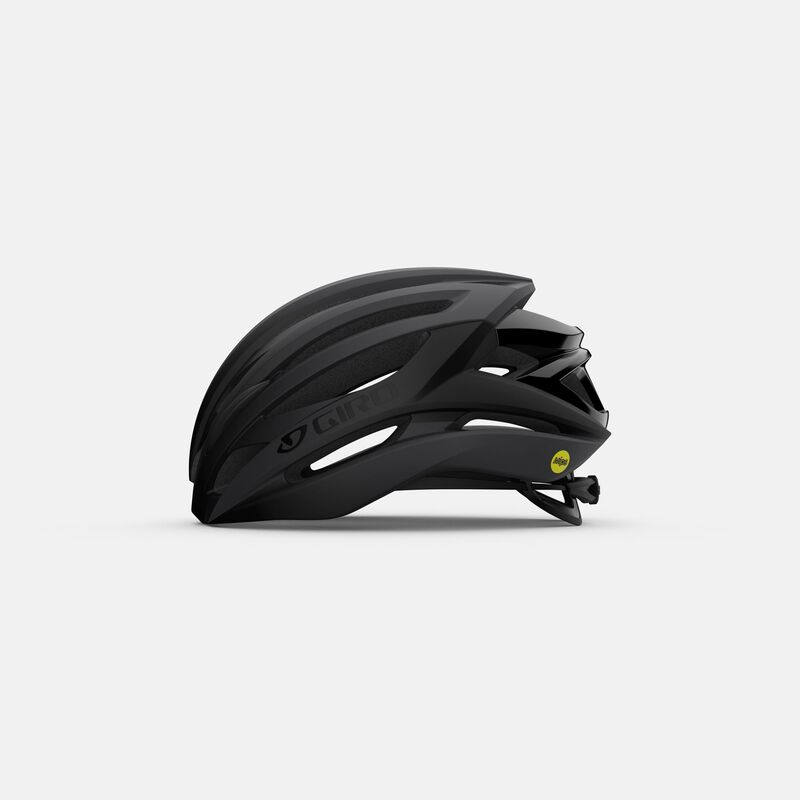 Capacete Ciclismo Giro Sintax Mips Preto Fosco