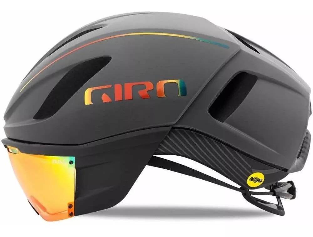 Capacete Ciclismo Giro Vanquish Mips Titanium