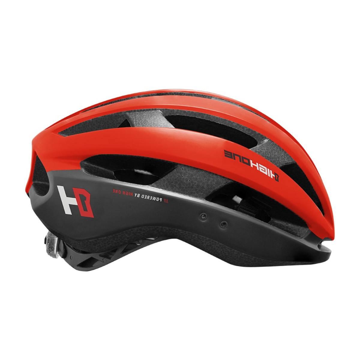 Capacete Ciclismo High One Bike MTB Speed Wind Aero Pto Vrm