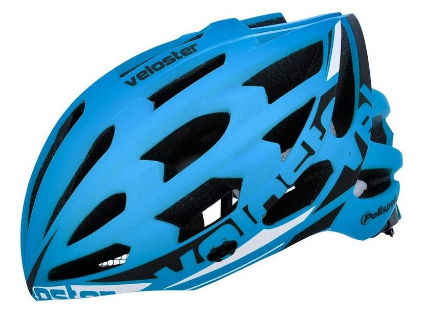 Capacete Ciclismo Polisport Veloster Azul