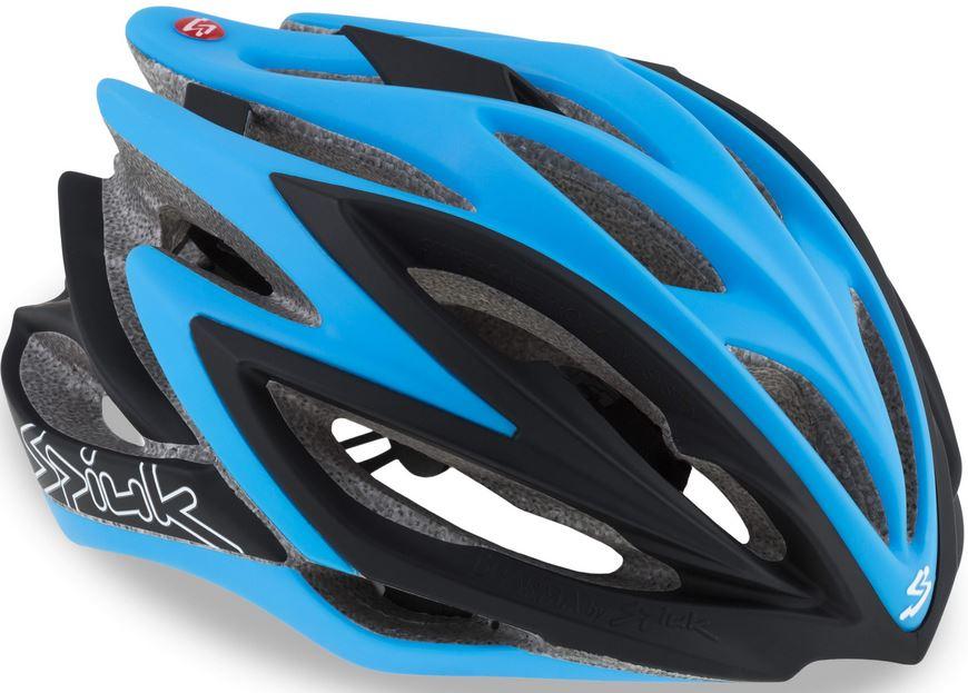 Capacete Ciclismo Spiuk Dharma Azul e Preto