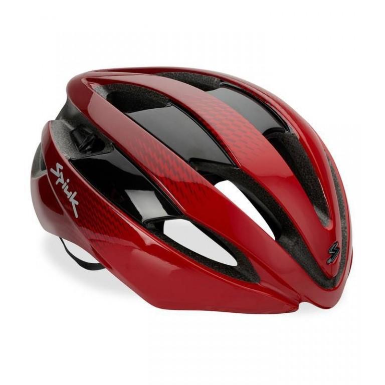 Capacete Ciclismo Spiuk Eleo Vermelho