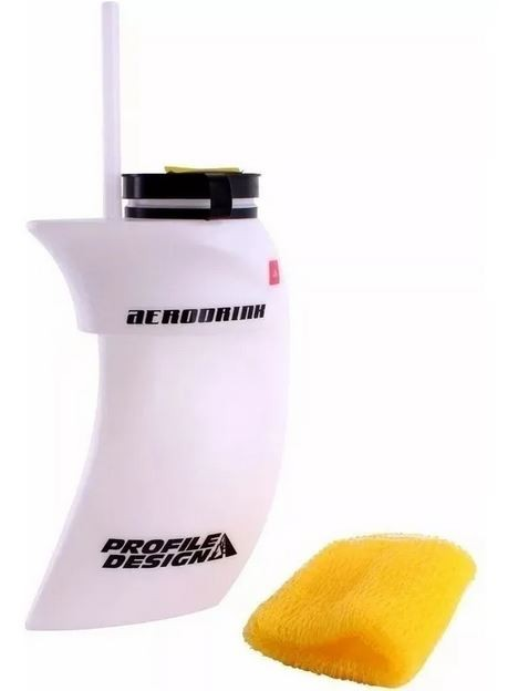 Caramanhola Profile Aerodrink System + Canudo E Esponja