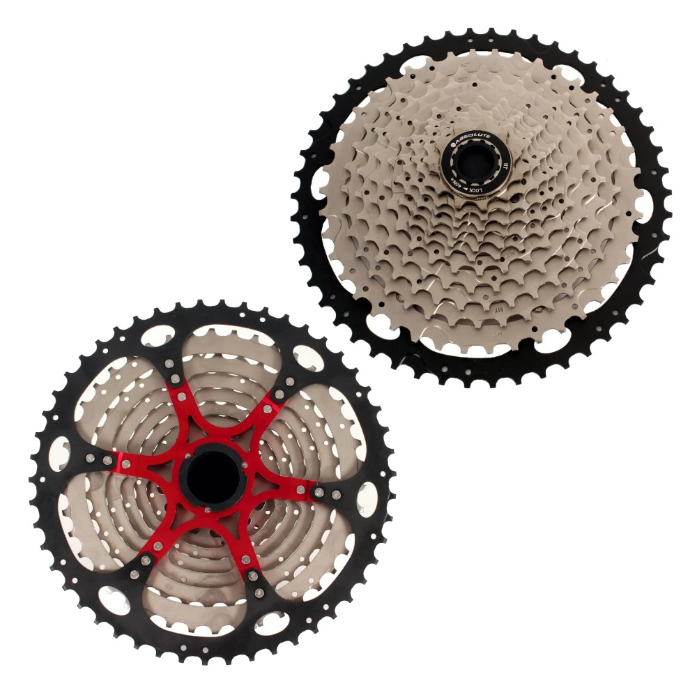 Cassete K7 Absolute 12v 11-50 Bike Mtb Padrão Shimano