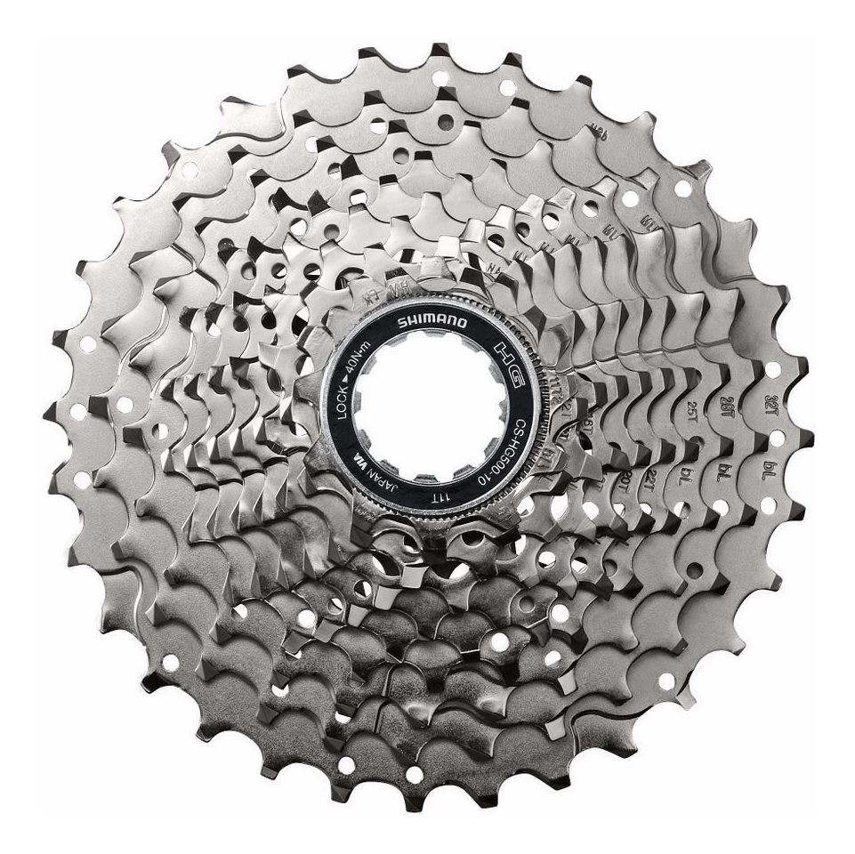 Cassete Speed Shimano Cs-Hg500-10 11-25d 10v