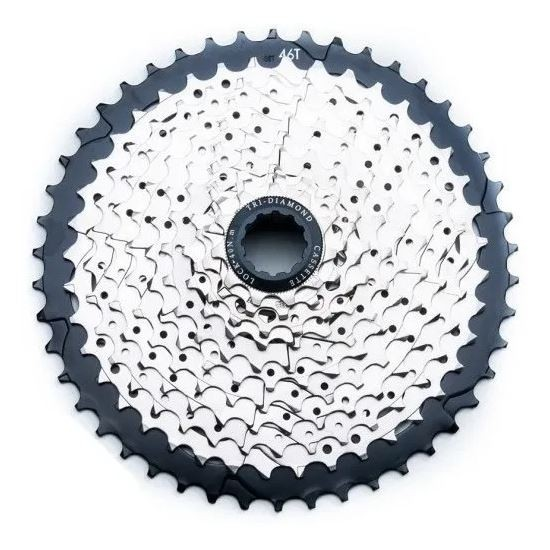 Cassete Tri Diamond Cs-m620 11v Index 11 46d Bike Mtb 11-46