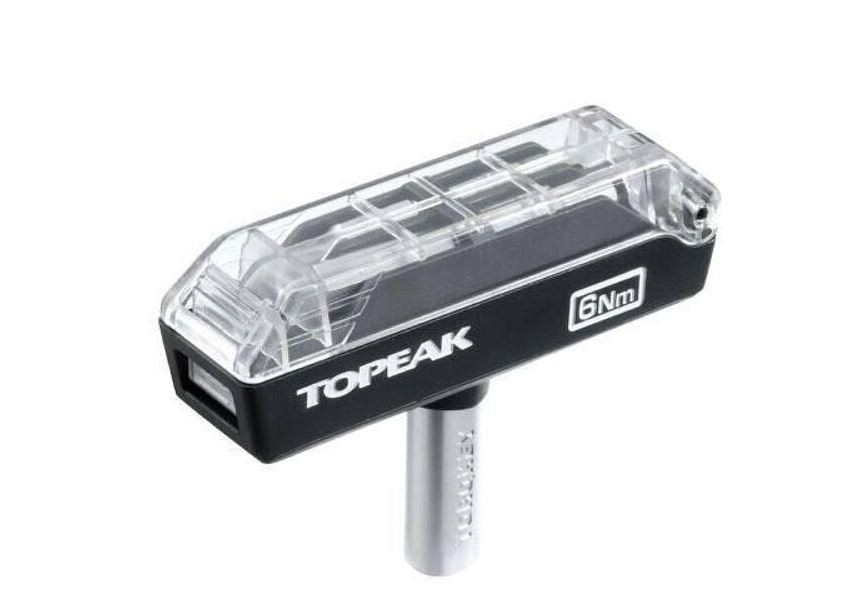 Chave Torquímetro Topeak Torque 6 Entusiasta