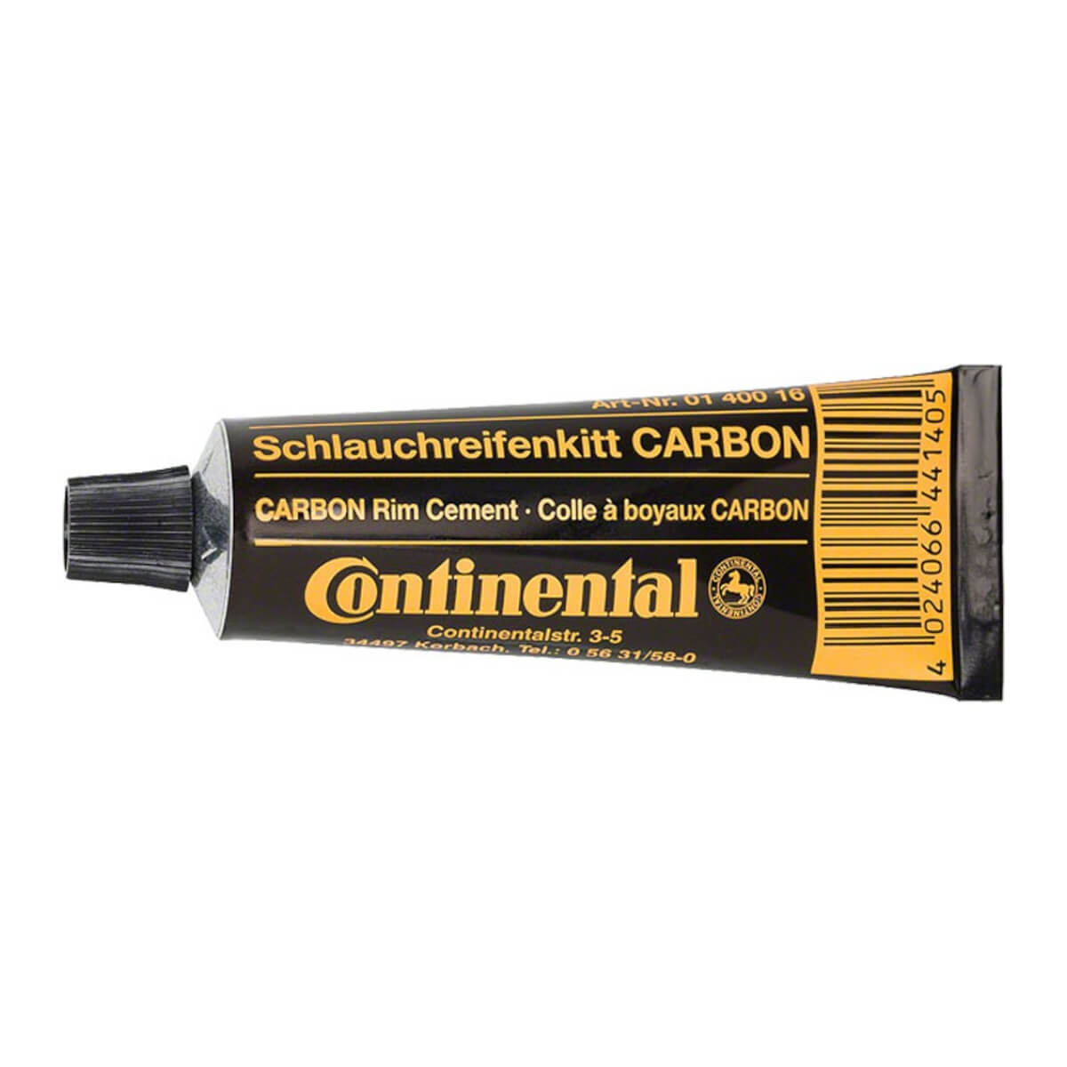 Cola Continental Para Pneu Tubular Roda Carbono 25g
