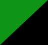 Preto com Verde