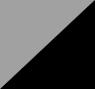 Preto/Cinza