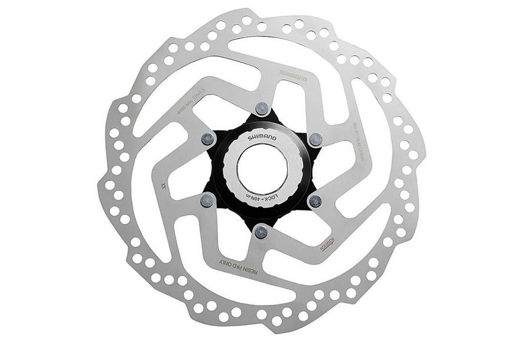 Disco de Freio Rotor Shimano SM-RT10 180mm Center Lock