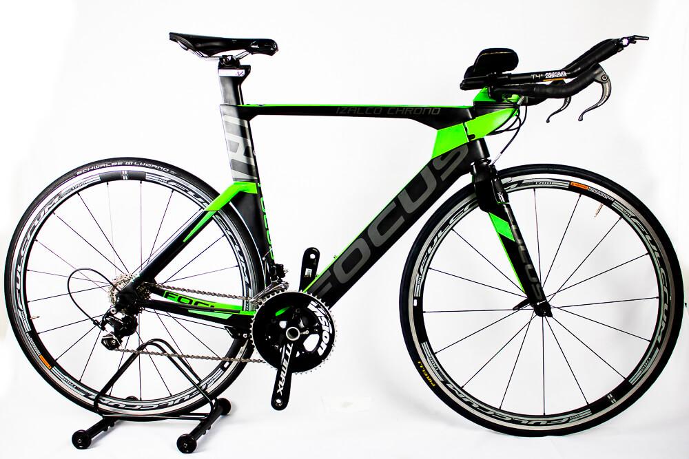 Focus Triathlon Izalco Chrono Tam 54 Shimano 105 11v