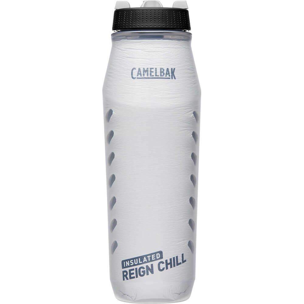 Garrafa Camelbak Reign Chill Insulated Cinza E Preto 1l