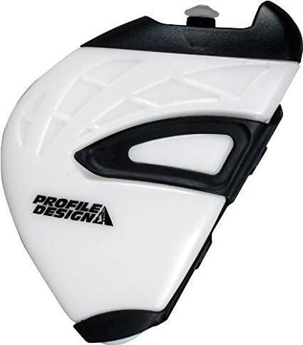 Garrafa Caramanhola Aero Rz2 com Suporte Profile Design