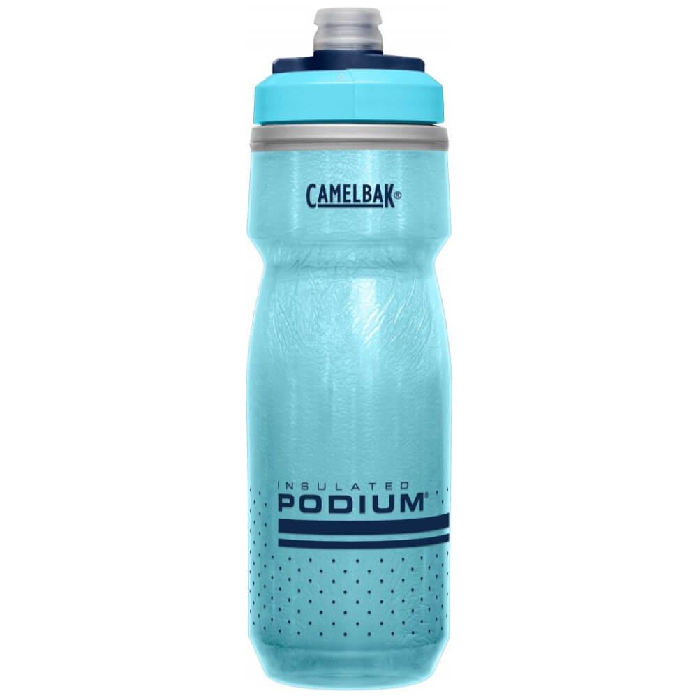 Garrafa Caramanhola Camelbak Podium Chill Azul-Claro 620ml