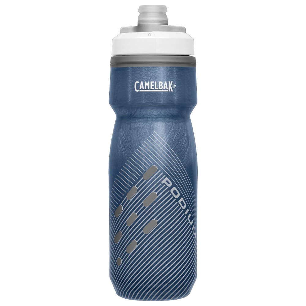 Garrafa Caramanhola Camelbak Podium Chill Azul Navy 710ml