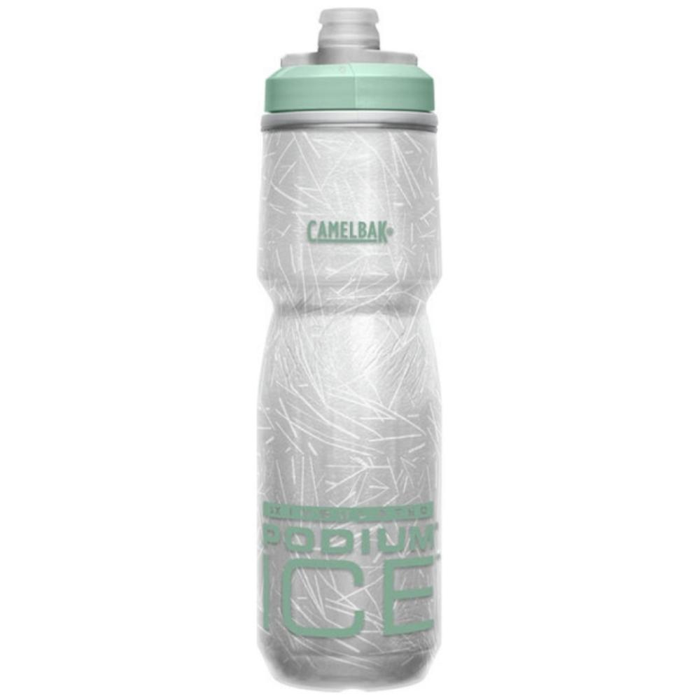 Garrafa Caramanhola Camelbak Podium Ice Verde-19 620ml