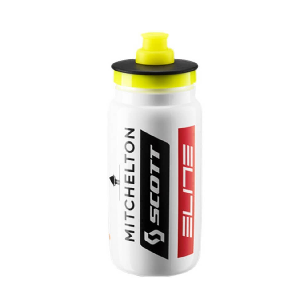 Garrafa Caramanhola Elite Fly 550ml Mitchelton-Scott
