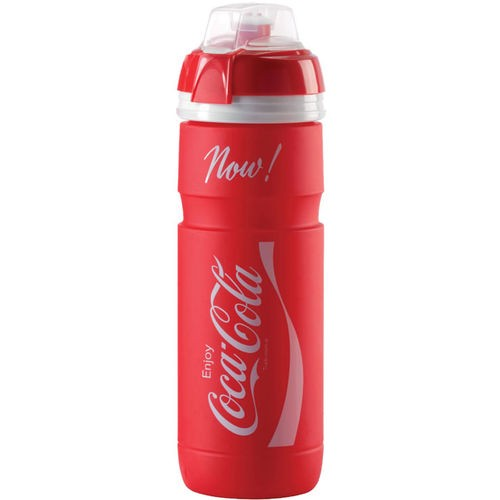 Garrafa Caramanhola Elite Supercorsa CocaCola Vermelha 750ml