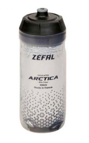 Garrafa Caramanhola Térmica Arctica 550ML Branco