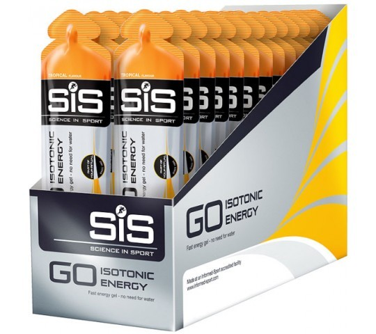 Gel Carboidrato Isotônico Energy Gel SiS 10Un Tropical