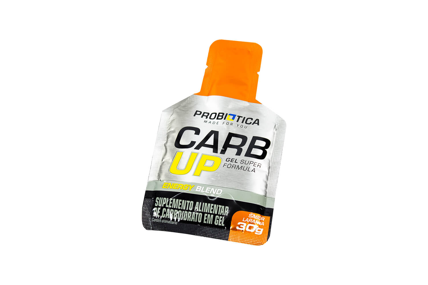 Gel de Carboidrato Energy Blend  Laranja 1 Un