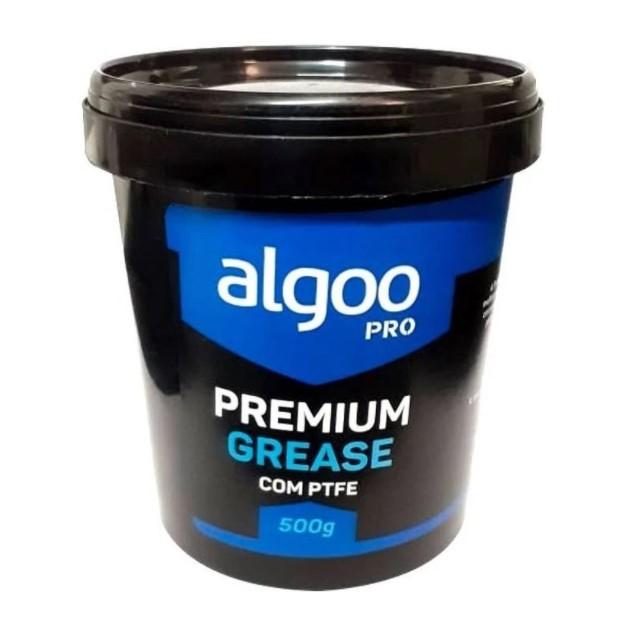 Graxa Bicicleta Algoo Pro Premium Grease Com PTFE 500g