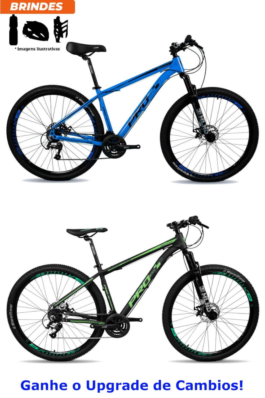 Kit 02 Bicicleta Aro 29 MTB Prowest 24v