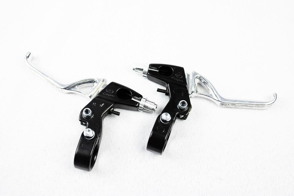 Maçaneta MTB Para V-Brake Alumínio Polido Logan