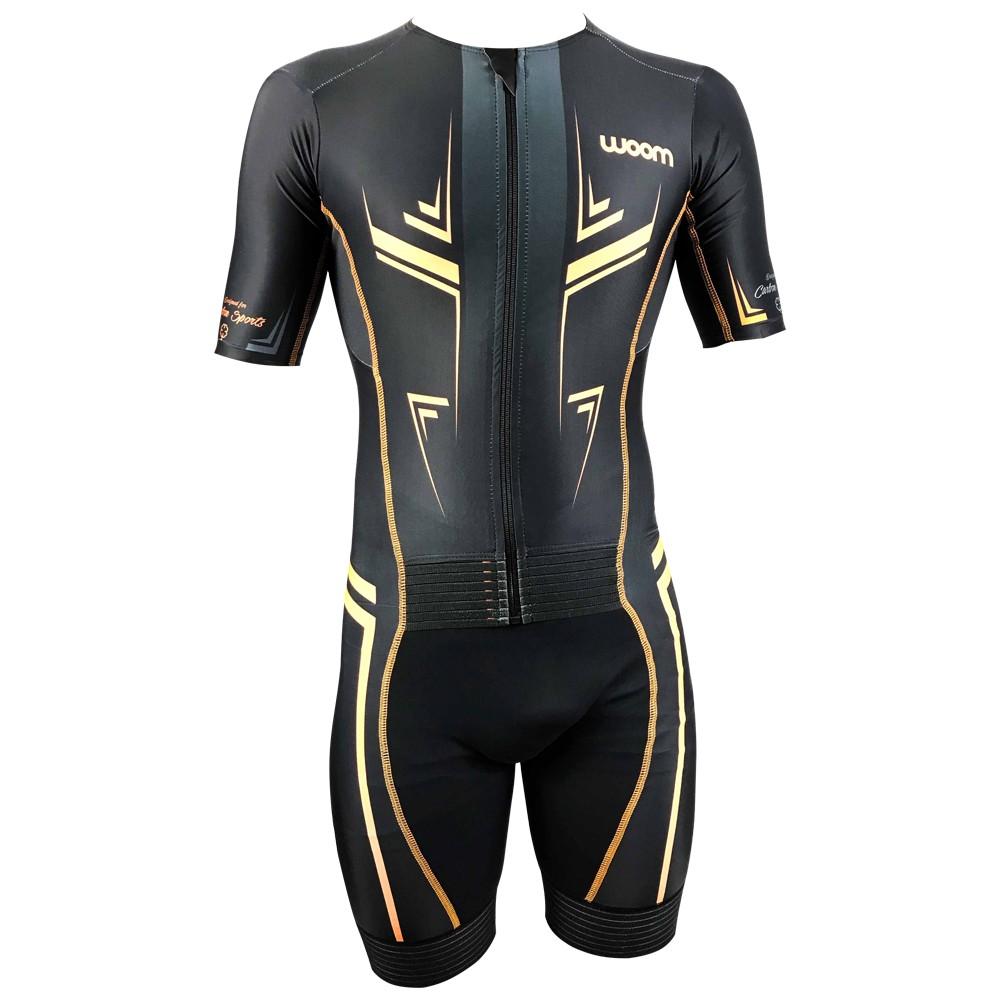 Macaquinho Triathlon Woom Masculino Raiden Limited Edition