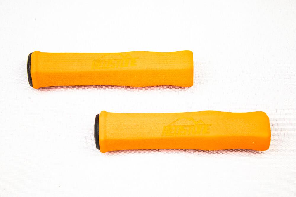 Manopla Neoprene Nano Foam Laranja 130MM Redstone