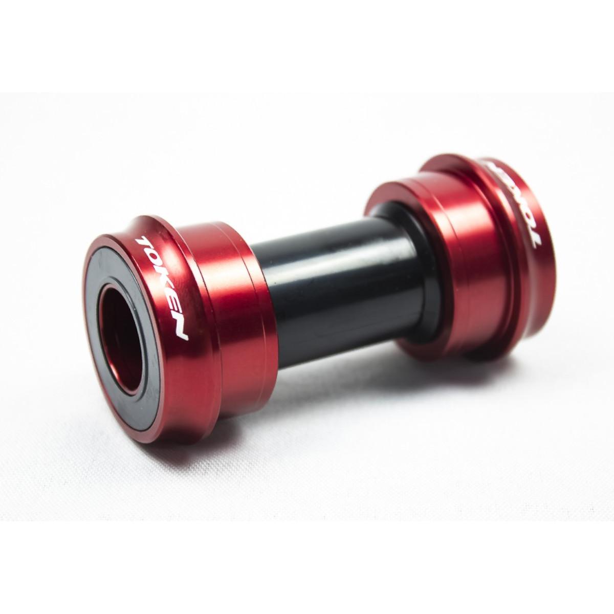 Movimento Central Token Quadro BB30 42mm Pedivela Shimano Red