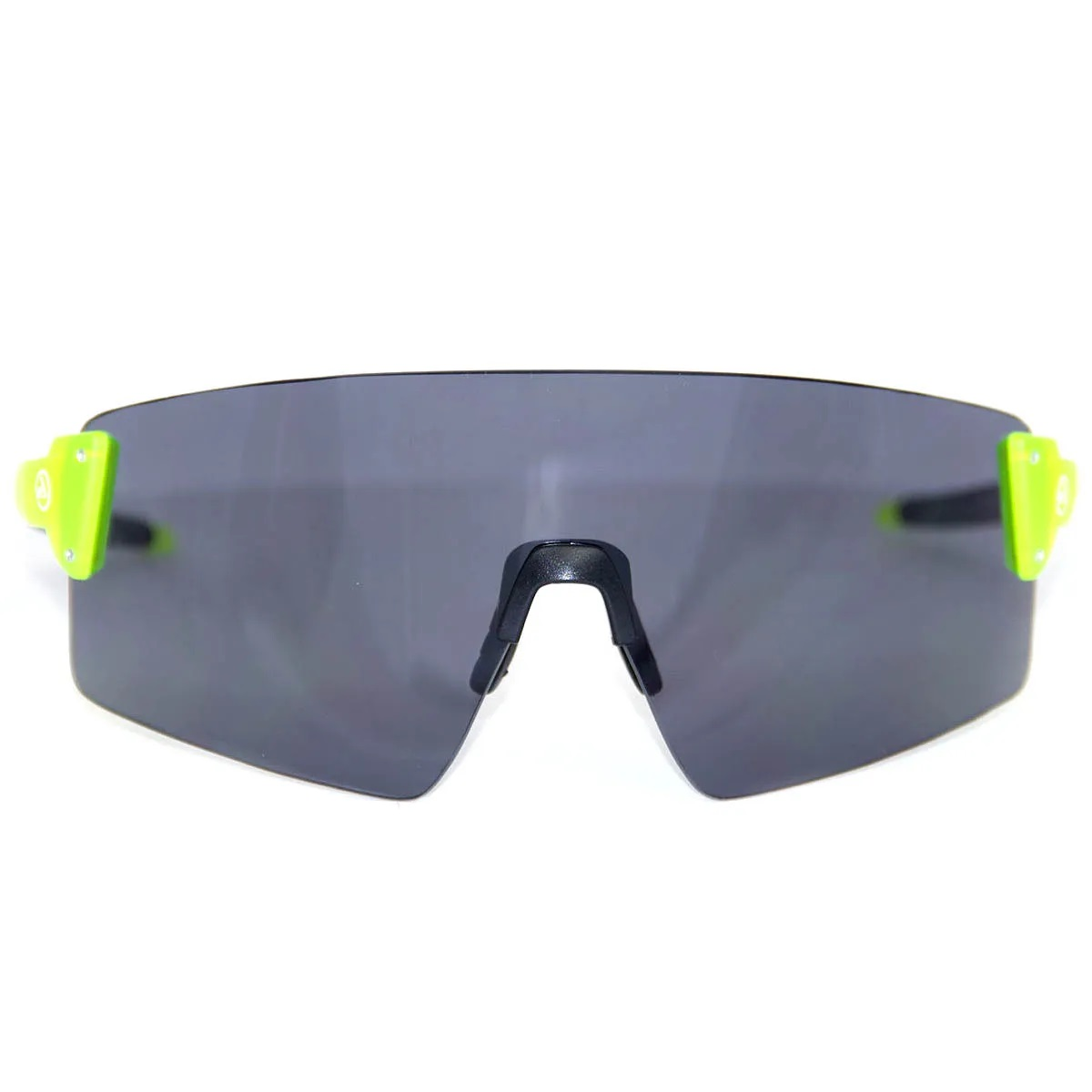 Óculos Ciclismo MTB Absolute Prime Ex Neon Fumê
