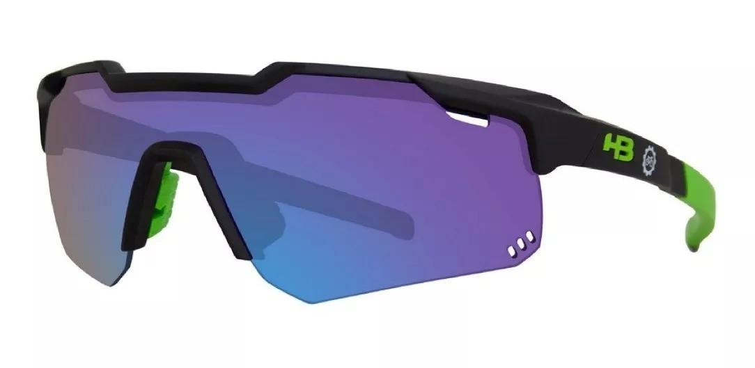 Óculos de Ciclismo HB PQP Estojo + 3 Lentes + Anti Embaçante