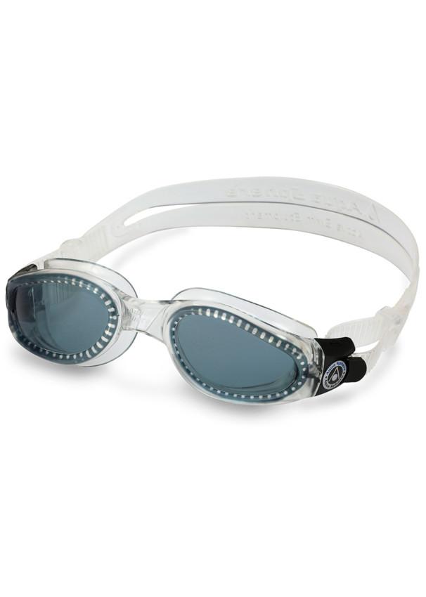 Óculos de Natação Aqua Sphere Kaiman Transparente/Preta/Fumê