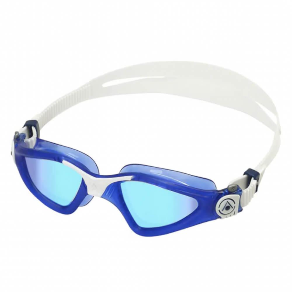 Óculos de Natação Aqua Sphere Kayenne Azul Lente Azul