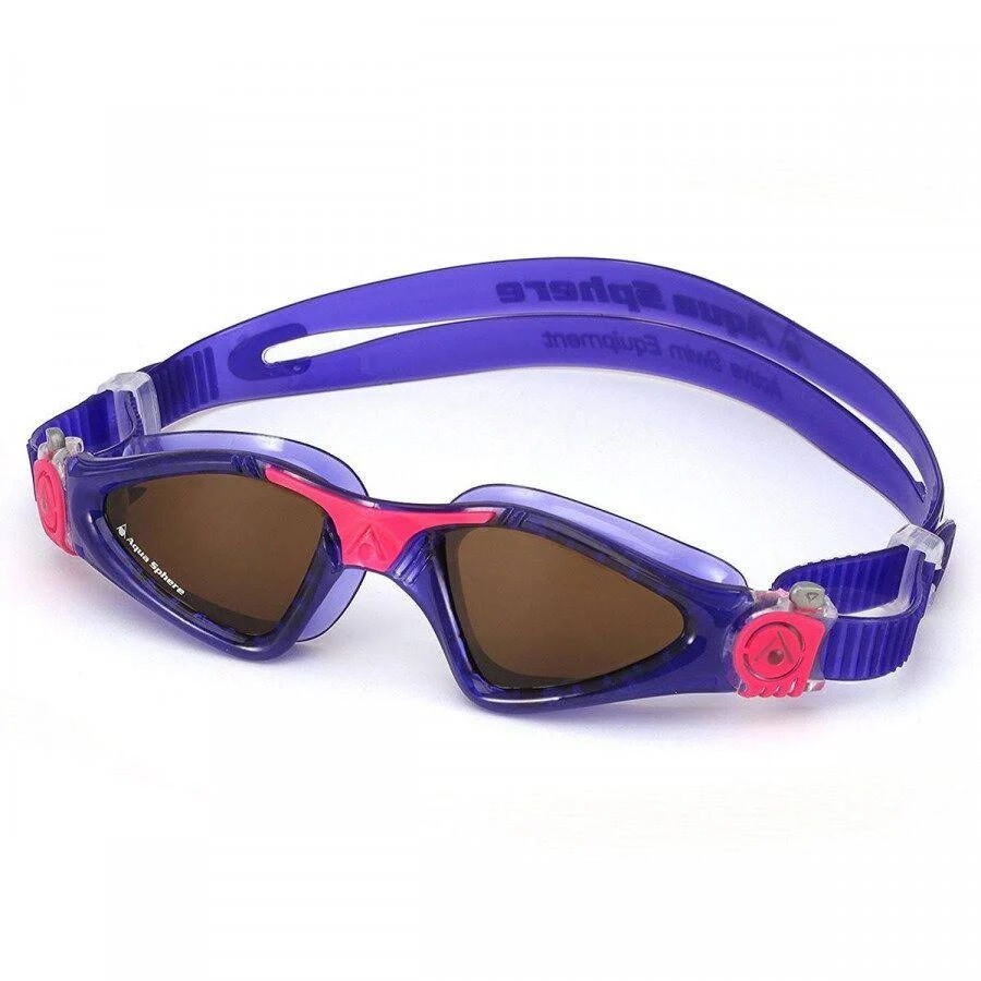 Óculos de Natação Aqua Sphere Kayenne Lady Roxo Polarizado